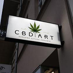 cbd art szyld